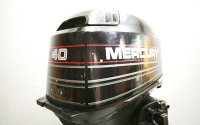 Mercury 40Ps