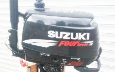 MIET MICH Suzuki DF5 Langschaft sehr leise