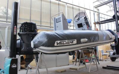 Projekt Valiant Sport 500