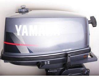 Yamaha 4 Ps Langschaft
