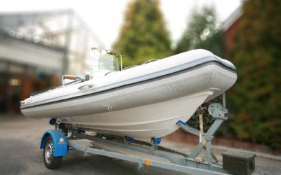RIB Schlauchboot 4,20m